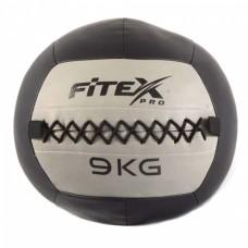 Мяч набивной Fitex MD1242-9, 9 кг