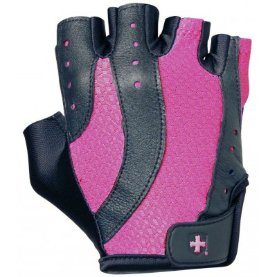 Перчатки женские HARBINGER Womens Pro Wash&Dry black/pink L 14930