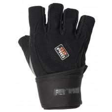 Перчатки для тяжелой атлетики Power System S2 Pro FP-04 Black M