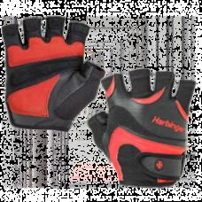 Перчатки мужские HARBINGER Mens FlexFit W&D- blackred L 13830