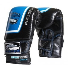 Перчатки снарядные Power System PS 5003 Bag Gloves Storm M Black/Blue