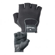 Перчатки женские HARBINGER Power Stretch Back-Black М черный 15420
