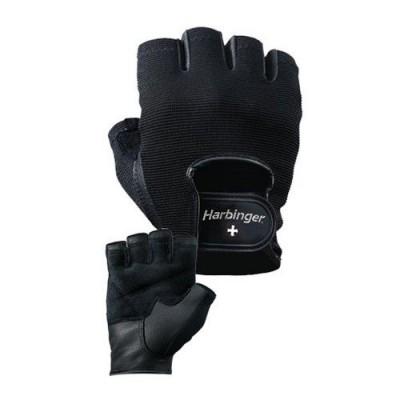 Перчатки мужские HARBINGER Power Stretch Back-Black L черный 15530