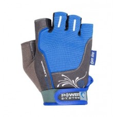 Перчатки для фитнеса и тяжелой атлетики Power System Woman's Power PS-2570 XS Blue
