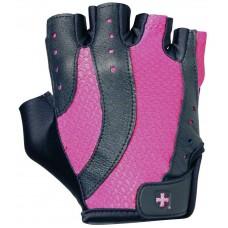 Перчатки женские HARBINGER Pro Wash&Dry black/pink M 14920