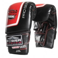 Перчатки снарядные Power System PS 5003 Bag Gloves Storm M Black/Red