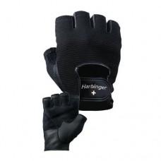 Перчатки мужские HARBINGER Power Stretch Back-Black M черный 15520