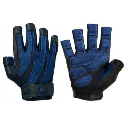 Перчатки HARBINGER BioForm Black/Blue L 131532
