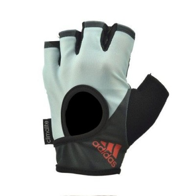 Фитнес-перчатки Adidas ADGB-14121BLSS S/Frozen Blue