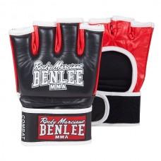 Перчатки Benlee MMA COMBAT/ XL /Кожа / черные 190040 (blk) XL