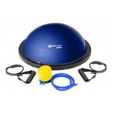 Балансировочная полусфера Hop-Sport HS-L058 синяя