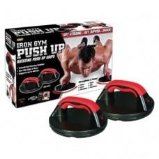 Упоры для отжиманий Iron Gym Push Up IG00023