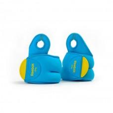 Утяжелитель Reebok RAWT-11072CY / Wrist Weights - 1.5Kg