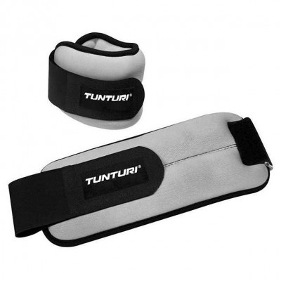 Утяжелители Tunturi Soft Weights 2 x 1 кг, 14TUSCL240
