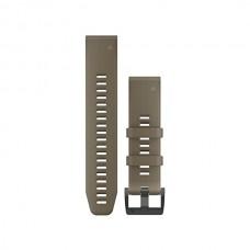 Ремешок Garmin Fenix 5 Plus 22mm QuickFit Black Silicone 010-12740-05