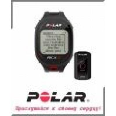 Монитор сердечного ритма POLAR RCX3 BLK GPS PL90042167-BK
