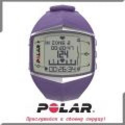 Монитор сердечного ритма POLAR FT60F (сиреневый) PL90047371-LI