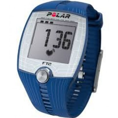 Монитор сердечного ритма POLAR FT2 (синий) PL90048839-BL