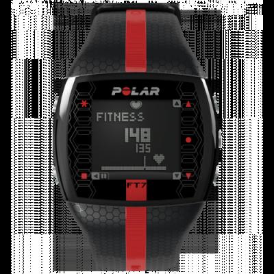 Монитор сердечного ритма POLAR FT7M (черный/красный) PL90037103-BK-RD