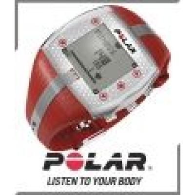 Монитор сердечного ритма POLAR FT7F (красный/серебряный) PL90036748-RD-SL