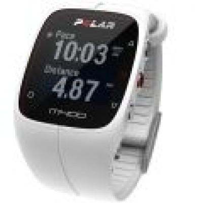 Монитор сердечного ритма POLAR M400 WHI PL90053837-WH