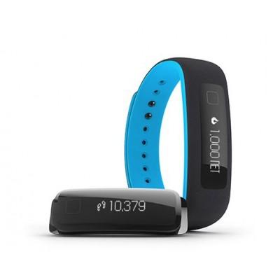 Фитнес-браслет iFit Vue (голубой/черный) IFACT115