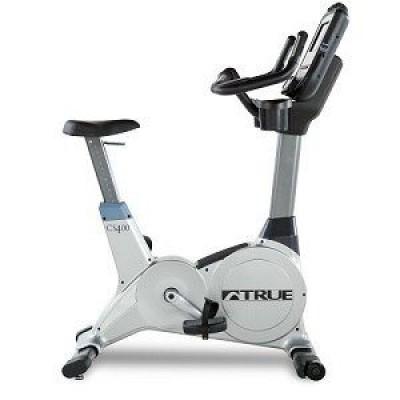 Велотренажер TRUE CS400U15TFT