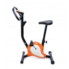 Велотренажер Fitline ES-8018 Point механический оранжевый