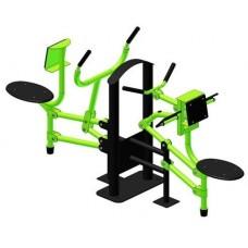 Тренажер для мышц бицепса, рычажная тяга MV-Sport УК229