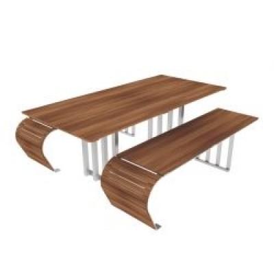 Набор уличной мебели Kidigo Мерси MER03