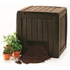 Компостер садовый DECO COMPOSTER WITH BASE 340 L