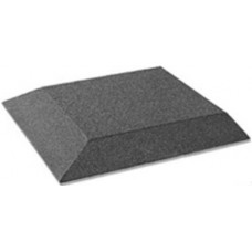 Кромка двухсторонняя Экогума, 500*500*20/0,5/0,5