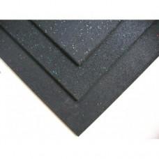 Покрытие резиновое Экогума Eco Sport 1200х1800х10, черный