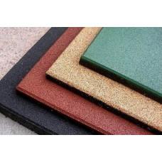 Покрытие резиновое Экогума Eco Standard, 500*500*45