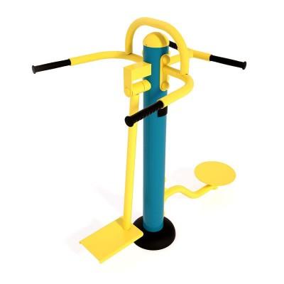 Тренажёр для ягодичных, приводящих и отводящих мышц бедра - Твистер InterAtletika SL 104.1