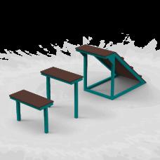 Рампа Kidigo Прыжок 32607