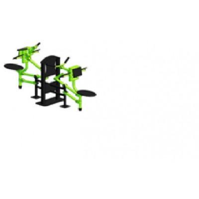 Тренажер для мышц бицепса Vadzaari УК 204