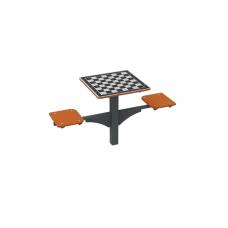 Шахматный стол Kidigo цельный 22293
