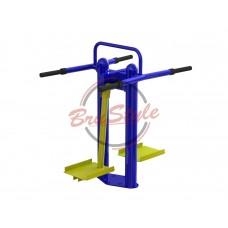 Детский уличный тренажер маятник BruStyle KG102