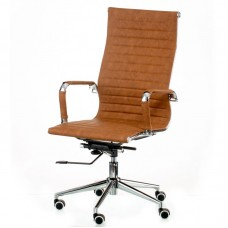 Кресло Special4You Solano artleather light-brown (E5777)