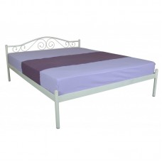 Кровать ALBA 1600x2000 beige (E1793)