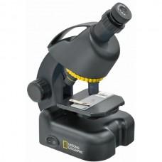 Микроскоп National Geographic 40x-640x (с адаптером для смартфона)