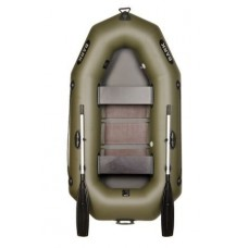 Надувная гребная двухместная лодка BARK В-230 С/N