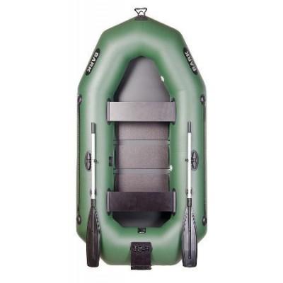 Двухместная гребная надувная лодка BARK В-250 С/N