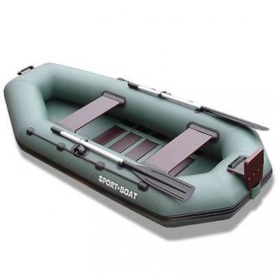 Надувная гребная лодка SPORT-BOAT Laguna L 260 LS