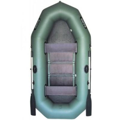 Двухместная гребная надувная лодка BARK В-260