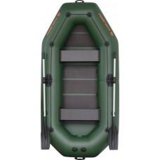Надувная гребная лодка Колибри К-280СТ стандарт