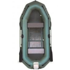 Двухместная гребная надувная лодка BARK В-260 N/Р