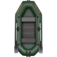 Надувная гребная лодка Колибри К-260Т Стандарт