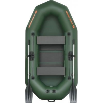 Надувная гребная лодка Kolibri К-250Т профи